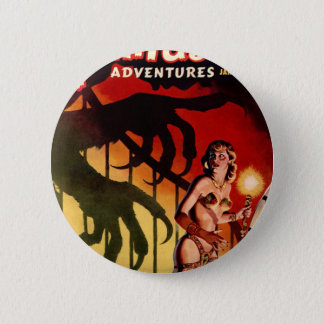 Uh-Oh! Pinback Button