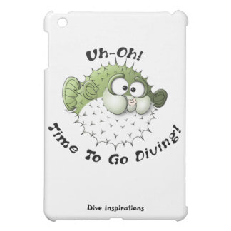 Uh-Oh, Time To Go Diving iPad Mini Case