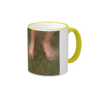 Uh Oh We're Gonna Be In Trouble! Ringer Coffee Mug