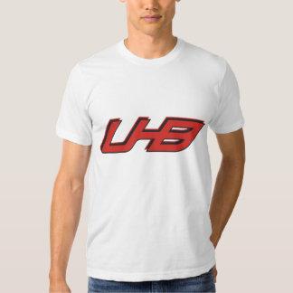 UHB: Ver rojo Poleras