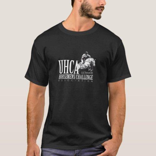 UHCA Mens T_Shirt Dark Colors
