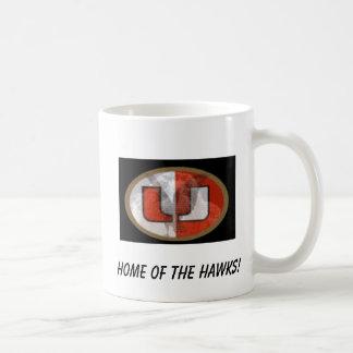 UHS Hawks la taza