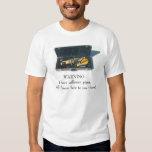 Uilleann pipes t-shirts