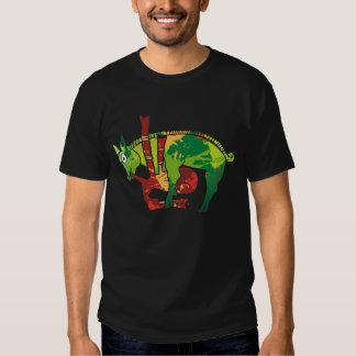 Uilleann Piping pig T Shirt