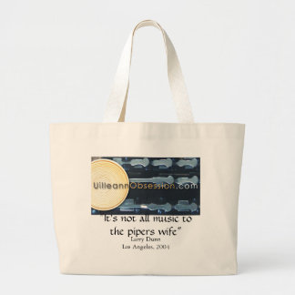 UilleannObsession.com Bag