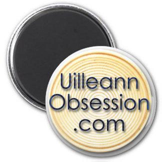 UilleannObsession.com Magnet