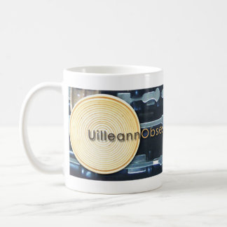 UilleannObsession.com Taza