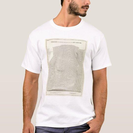 Uinta Mountains Stereogram T-Shirt
