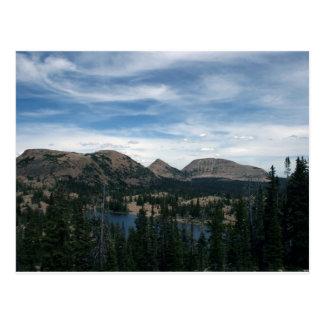 Uinta Peaks Postcard