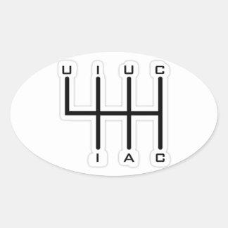 UIUC IAC Sticker