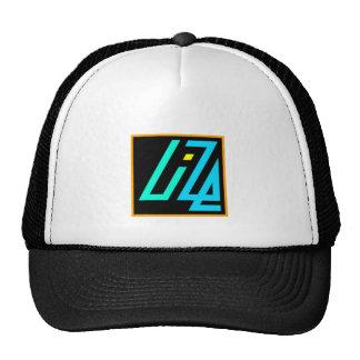 UIZE Hat (black rim)