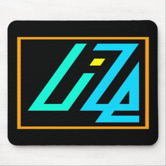 UIZE Mousepad (black, vertical)