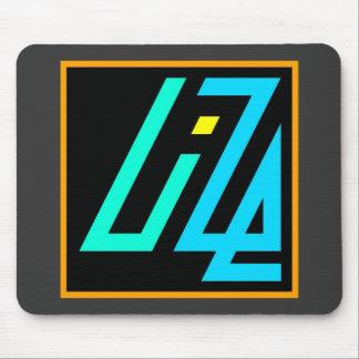 UIZE Mousepad (carbón de leña, horizontales)