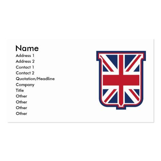 UJ_Escutcheon Business Card