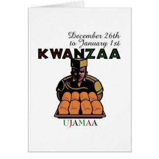 Ujamaa - Cooperative Economics Card