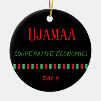 Ujamaa - Kwanzaa Day 4 | Ornament