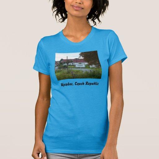 Ujezdec, República Checa Camiseta