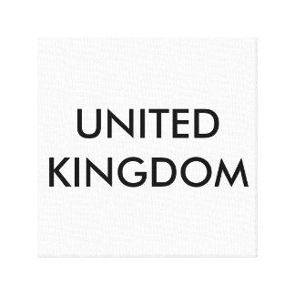 "UK-12"" x 12"", 1.5"", Single Canvas Print"