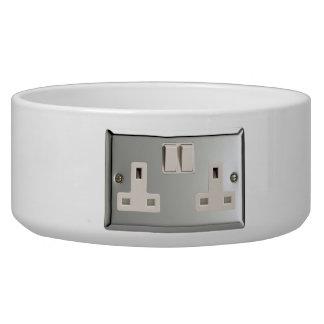 UK AC BS 1363 Plug Socket [British Standard] Bowl