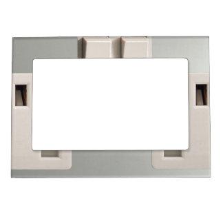 UK AC BS 1363 Plug Socket [British Standard] Magnetic Frame