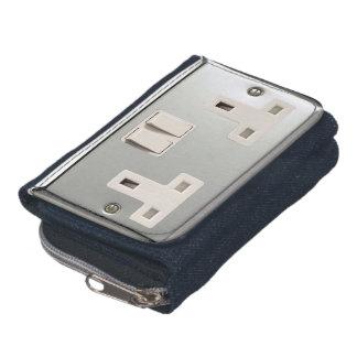 UK AC BS 1363 Plug Socket [British Standard] Wallet