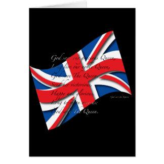 UK Anthem Blk Card