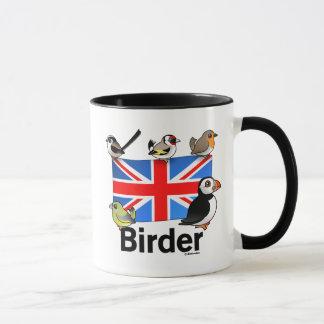 UK Birder Mug