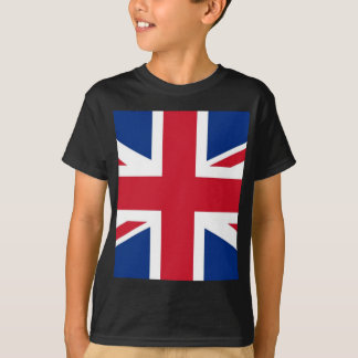 UK Britain Royal Union Jack Flag T-Shirt