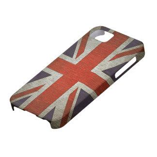 UK British Flag Case-Mate ID iPhone 5 Case