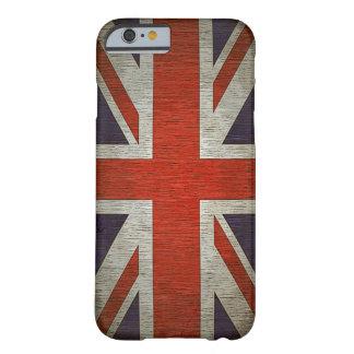 UK British Flag ID iPhone 6 case