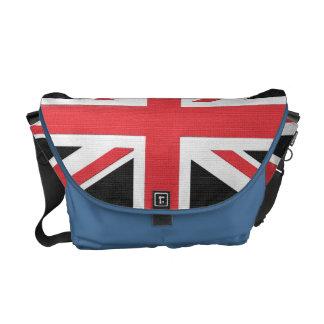 UK British Flag Messenger Bag