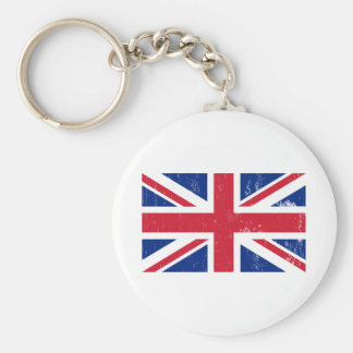 UK British Great Britain England English Flag Key Chain