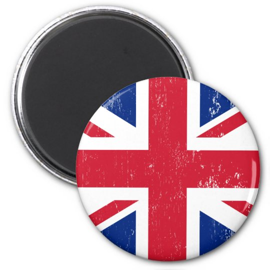 UK British Great Britain England English Flag Magnet