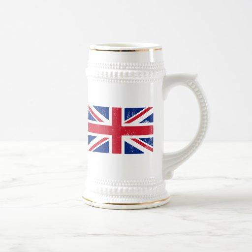 UK British Great Britain England English Flag Coffee Mug