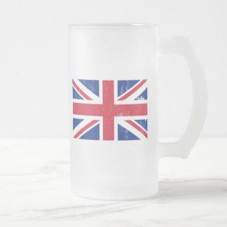 UK British Great Britain England English Flag Coffee Mugs