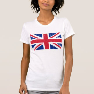UK British Great Britain England English Flag Tee Shirts
