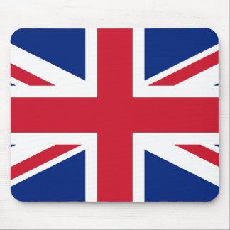 UK British Union Jack Flag Mousepad