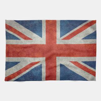 UK British Union Jack flag retro kitchen towel