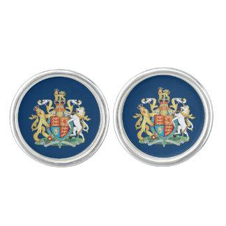 UK coat of arms Cufflinks