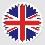 UK Cut Out Stickers