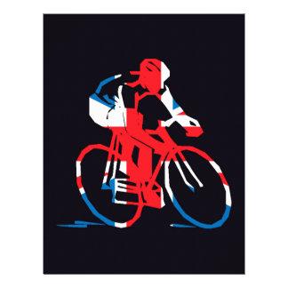 UK Cycling Letterhead Template