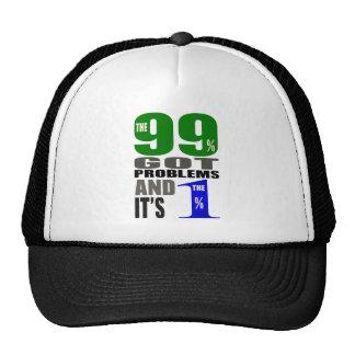 UK Election 2015 - 99% got problems.. Trucker Hat