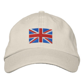UK EMBROIDERED BASEBALL CAP