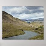UK, England, Cumbria, Honister Pass Poster