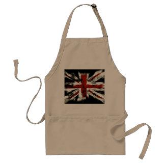 UK England Flag Apron