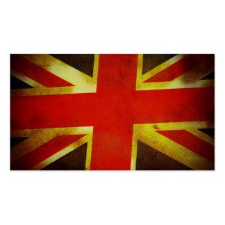 UK England Flag Business Card