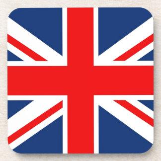 UK England Flag Drink Coaster