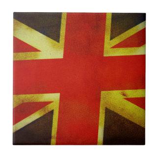 UK England Flag Ceramic Tiles