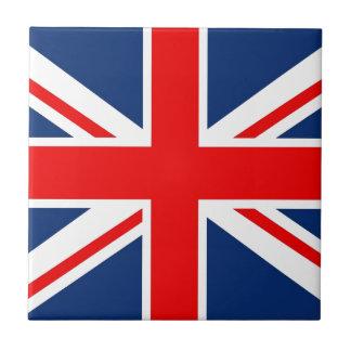 UK England Flag Tile
