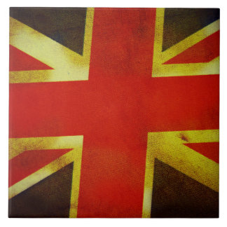 UK England Flag Tiles